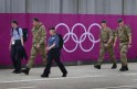 Unprecedented security for Olympics