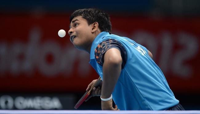 Soumyajit Ghosh makes memorable Olympic debut