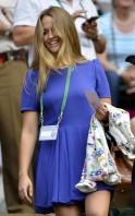 Kim Sears @ Wimbledon