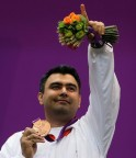 Gagan Narang wins Bronze