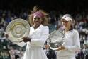 The Queen of Wimbledon