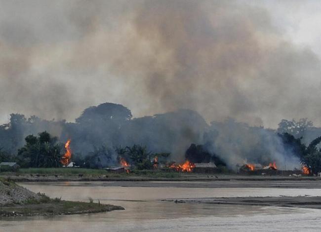 Violence grips Assam