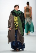 Universitaet Der Kuenste Berlin: Runway - Mercedes-Benz Fashion Week Spring/Summer 2013