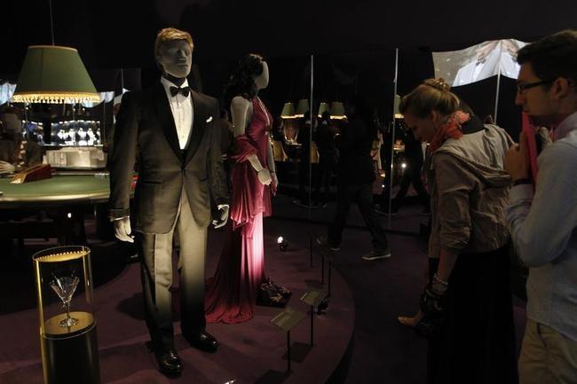 007 celebrates his 50th anniversary