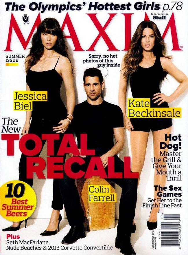 Jessica, Kate, Colin