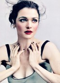 English actress Rachel Weisz  for Vanity Fair - July 2012
