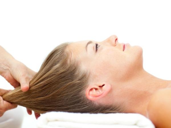 Get a massage:
