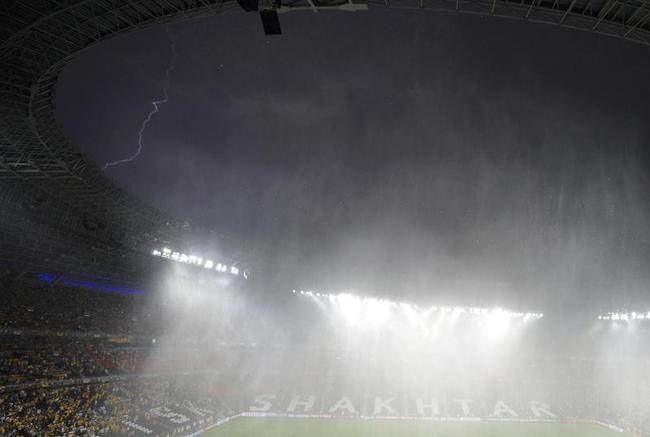 Rain & lightning @ Euro
