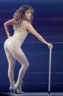 Actress-singer Jennifer Lopez