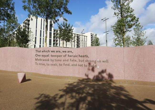 London 2012: Olympic Village