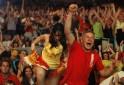 Sexy Euro fans