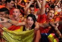 Mixed emotions at Euro 2012