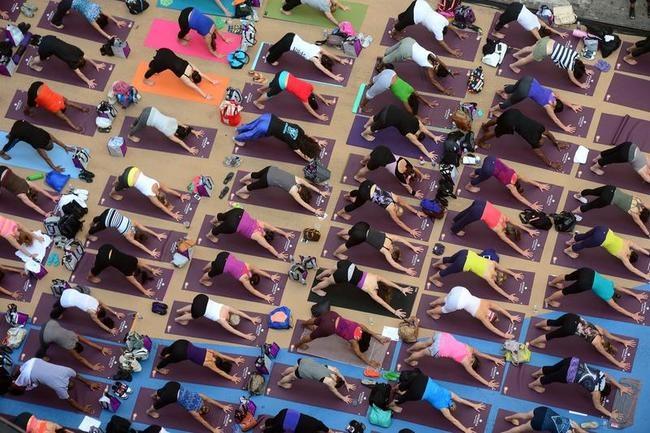 Mass yoga