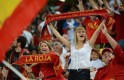 Mixed emotions at Euro 2012
