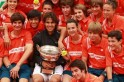Rafael Nadal wins 7th French title