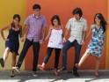 Group dance: