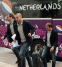 Europe ready for Football frenzy