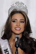 Olivia Culpo crowned Miss USA 2012