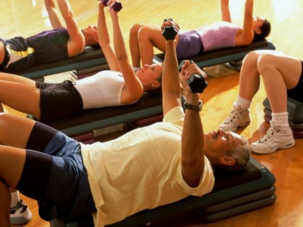 Gym membership: