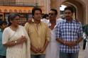 Archana Puran Singh, Krushna Abhishek and Abhishek Bachchan