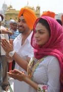 Neeru Bajwa-Diljit Dosanjh