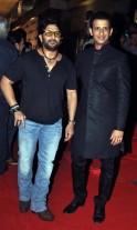 Arshad Warsi and Sharman Joshi