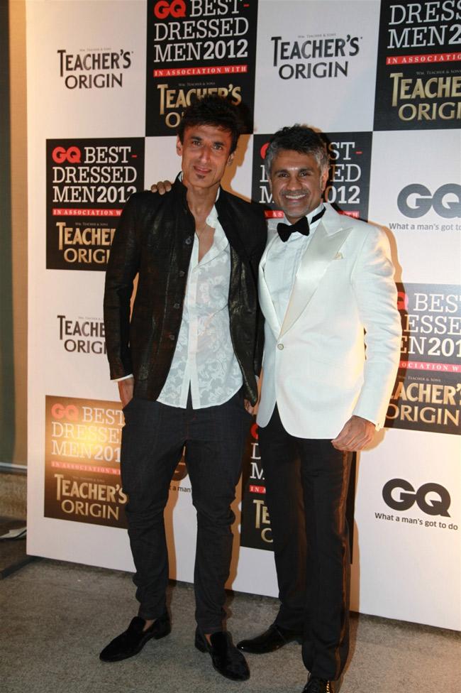 Mukul Dev and Arjun Khanna