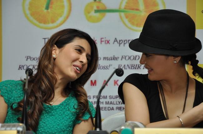 Preity Zinta-Pooja Makhija