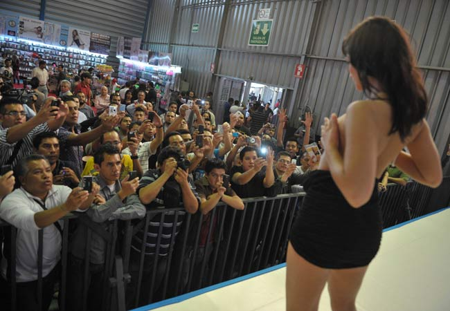 Sex & Entertainment Expo @ Mexico