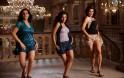 Zarine Khan, Asin and Jacqueline Fernandez