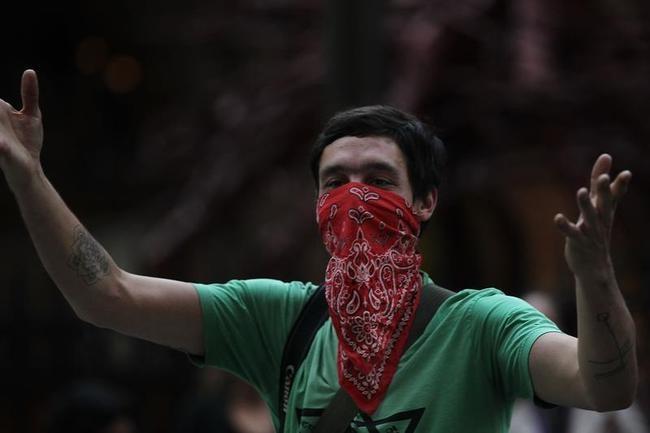 Occupy Wall Street returns.