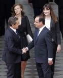 France's outgoing president Nicolas Sark