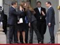 Nicolas Sarkozy secedes presidency to Francois Hollande
