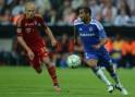 Arjen Robben & Ashley Cole