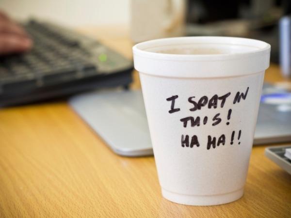An Office Bully is…