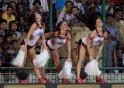 Delhi Daredevils cheerleaders