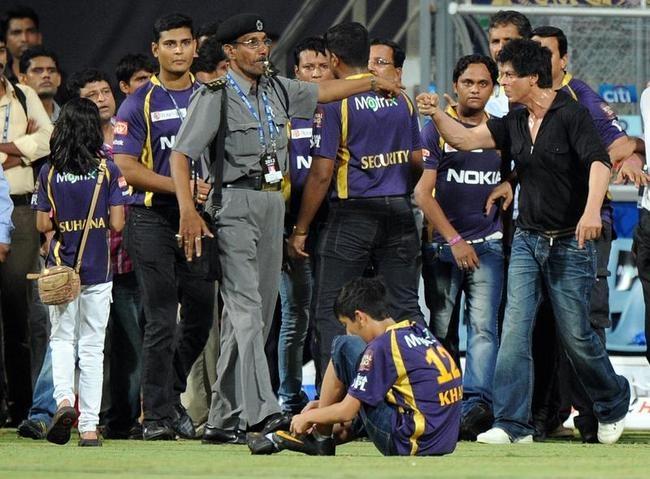 SRK vs MCA