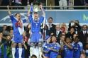 Chelsea's British defender Gary Cahill
