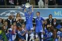 Chelsea's British defender John Terry