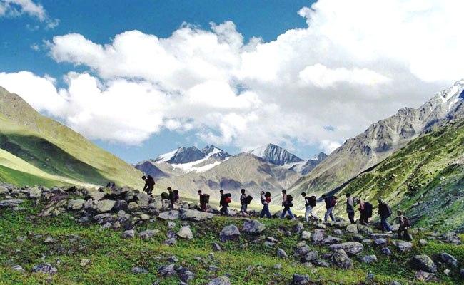 Kashmir Valley or Himachal Hills