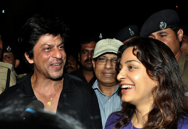 SRK Juhi