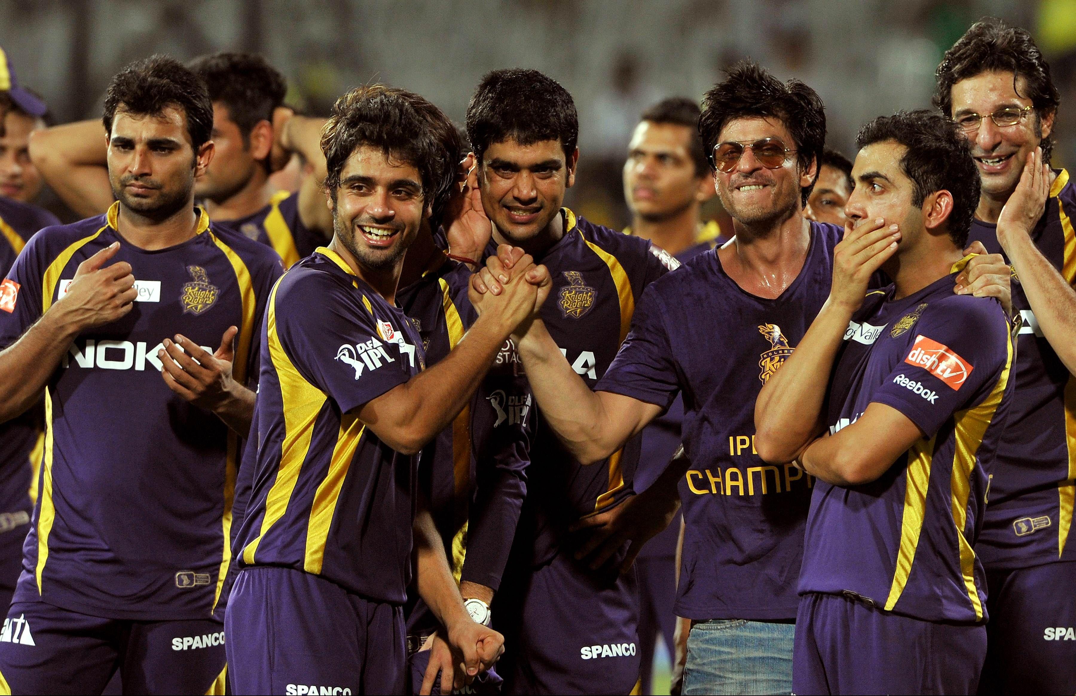 SRK IPL