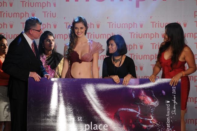 Triumph Inspiration Award 2012