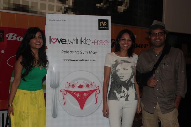 Shibani Kashyap, Seema Rahamani & Ash Chandler