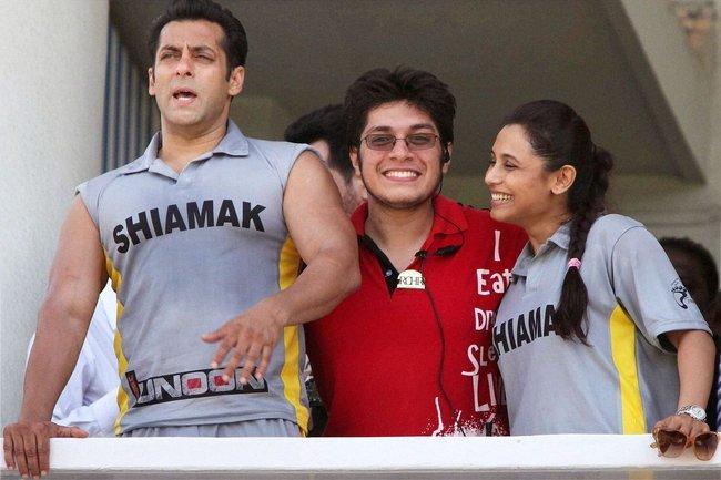 Salman and Rani