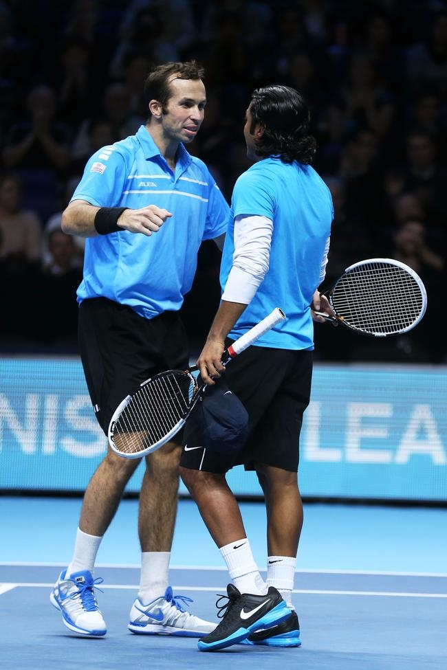 Paes-Stepanek in Tour Finals semis