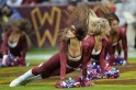 Cheerleaders Sizzle @ NFL Sunday