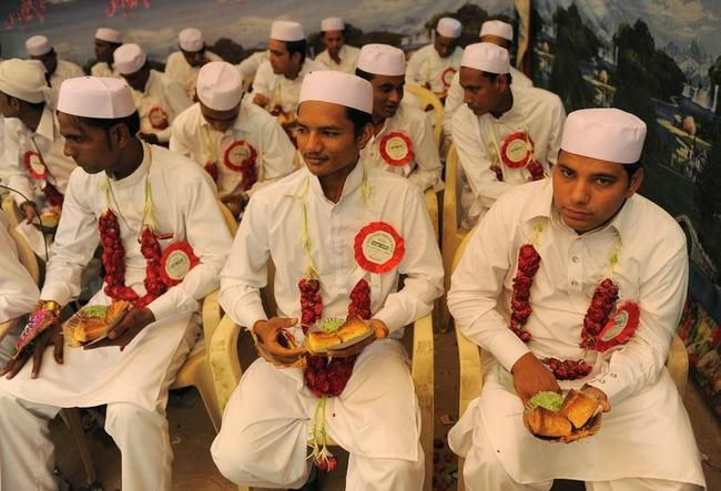 INDIA-SOCIETY-MARRIAGE