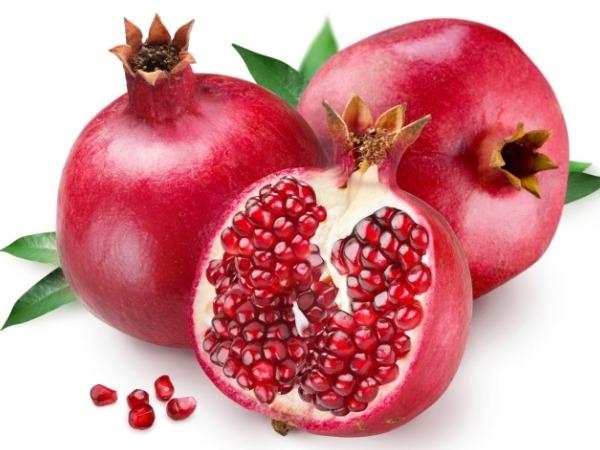 Pomegranate and Gram Salad