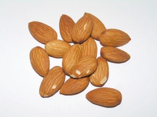 Peanut and almond butter roasties